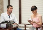 Периареолярная подтяжка груди с использованием имплантов