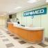 Ресепшн Центра современной медицины «Евромед»