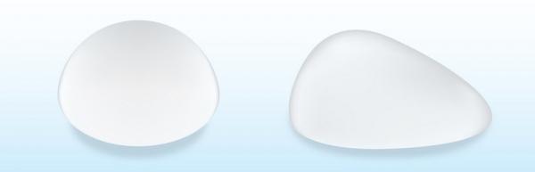 Анатомические и круглые импланты