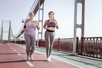 Размер груди может повлиять на занятия спортом